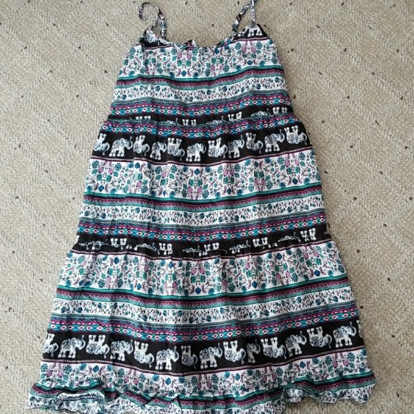63% off Maurices Dresses & Skirts - Maurices Elephant Sundress ...